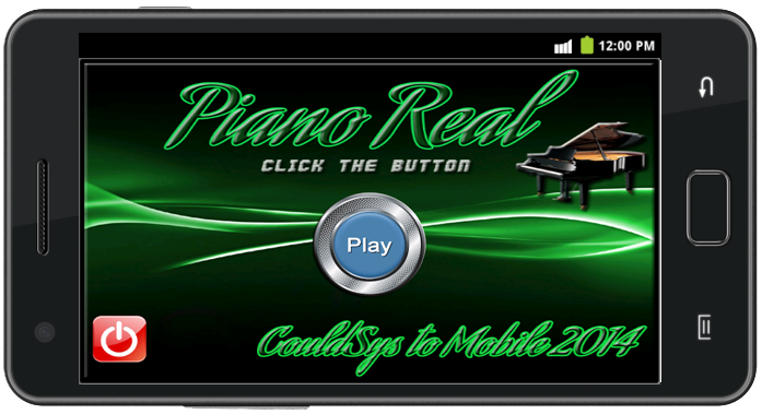 Real Piano - screenshot
