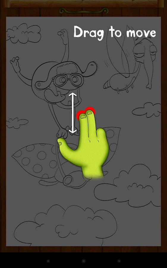 Monsters Coloring - screenshot