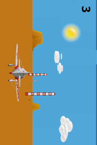 Air Race Lite - screenshot
