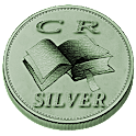 Cool Reader Silver Donation logo