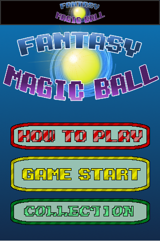 FANTASY MAGIC BALL