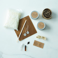 DIY Soy Candle Kit