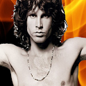 Jim Morrison of the Doors logo