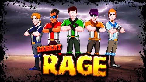 Desert Rage - Bike Racing Game Screenshot 7