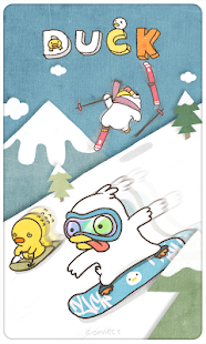 Duck ski go locker theme - screenshot thumbnail