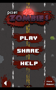 Pixel Zombies- screenshot thumbnail