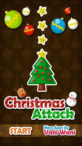 聖誕節攻擊遊戲