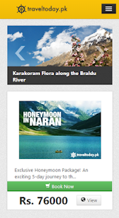 Traveltoday - screenshot thumbnail