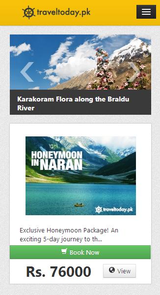 Traveltoday - screenshot