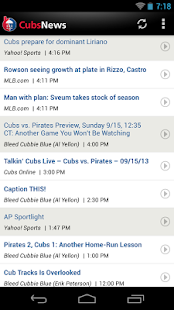 ZM: Cubs News - screenshot thumbnail