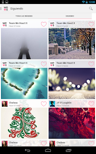 We Heart It - screenshot thumbnail