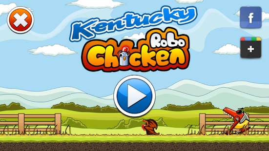 Kentucky Robo Chicken Screenshot 1