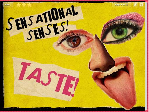 Human Anatomy for Kids - Taste