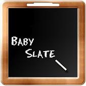 Baby Slate - Italian