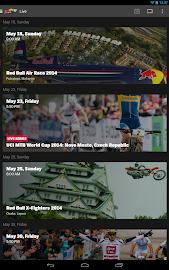 Red Bull TV Screenshot 9