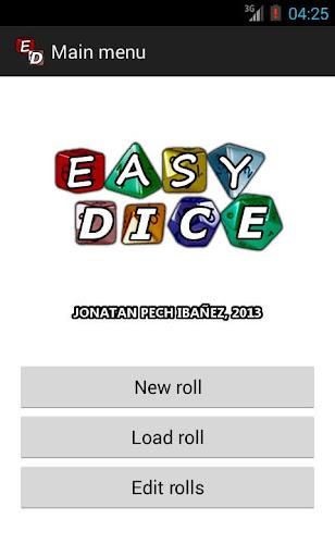 Easy Dice