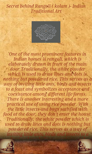 Indian Traditional Facts