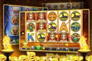 Screenshot of Slots™ - Pharaoh's Journey