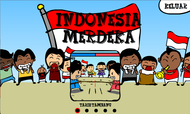Indonesia Merdeka- screenshot