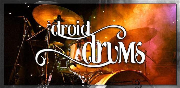 Drums Droid HD - скачать барабаны на андроид