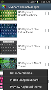 Keyboard Theme Manager