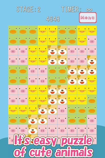 Cute Animal Puzzle for Kids