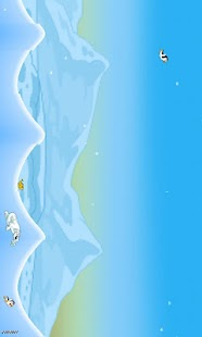 Flying Penguin  best free game - screenshot thumbnail