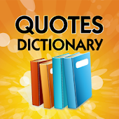 Quotes Dictionary