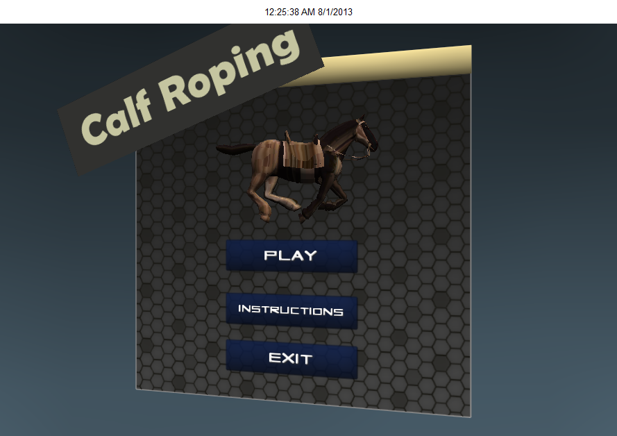 Calf Roping- screenshot