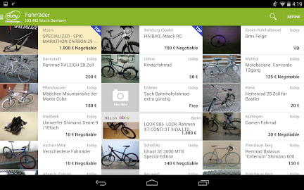 eBay Kleinanzeigen for Germany Screenshot 21