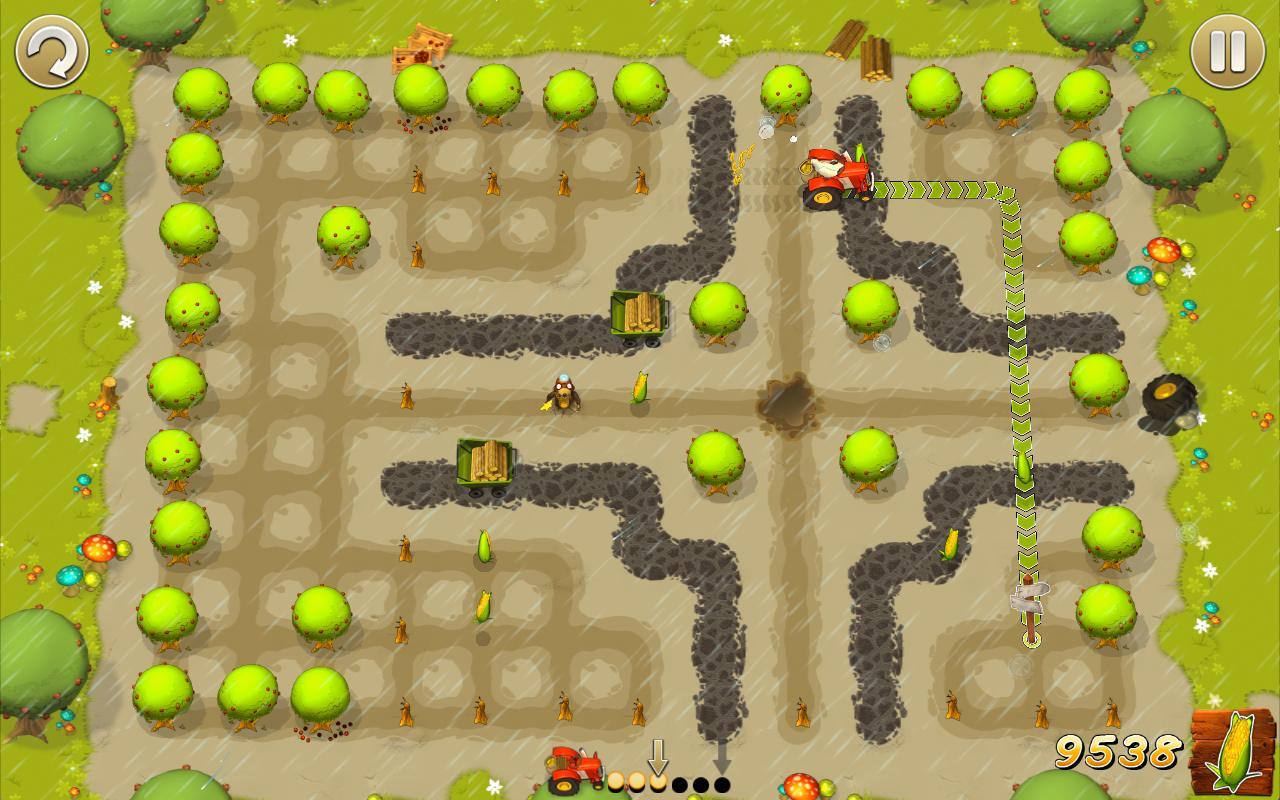 Tractor Trails screenshot #9