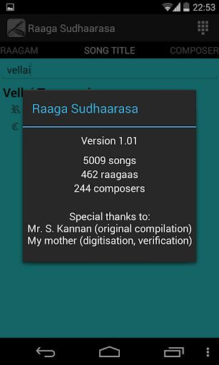 Raaga Sudhaarasa
