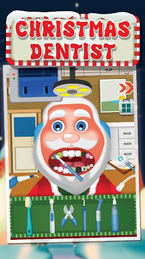 クリスマスの歯科医2