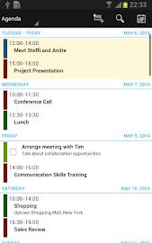 Business Calendar Pro Screenshot 4