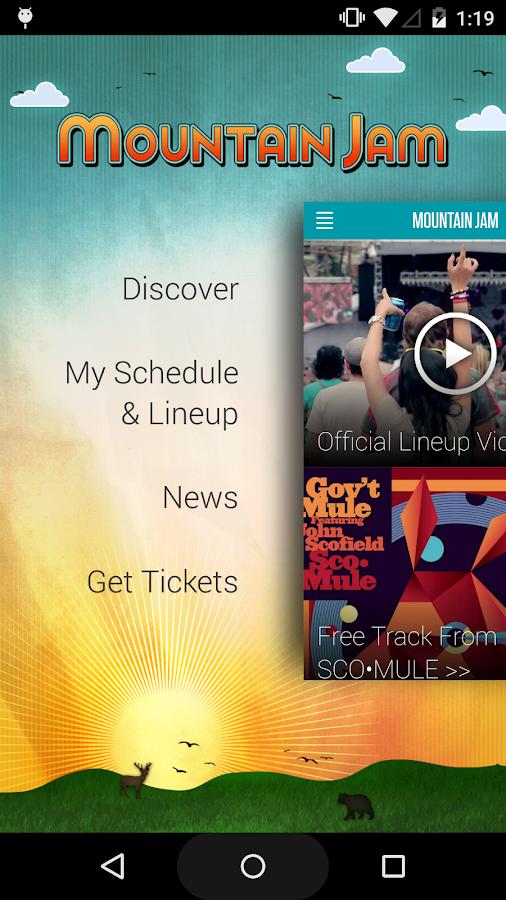 Mountain Jam Festival - screenshot
