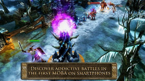 Heroes of Order & Chaos Screenshot 1