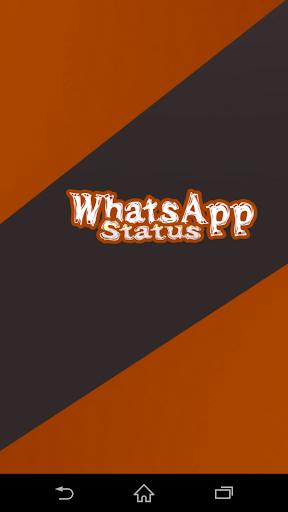 Special Whatsapp Status
