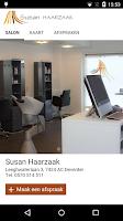 Screenshot of Susan Haarzaak