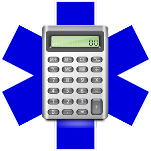Apps apk MedicCalc Paramedic Calculator  for Samsung Galaxy S6 & Galaxy S6 Edge