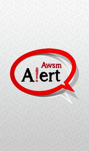 Awsm Alert