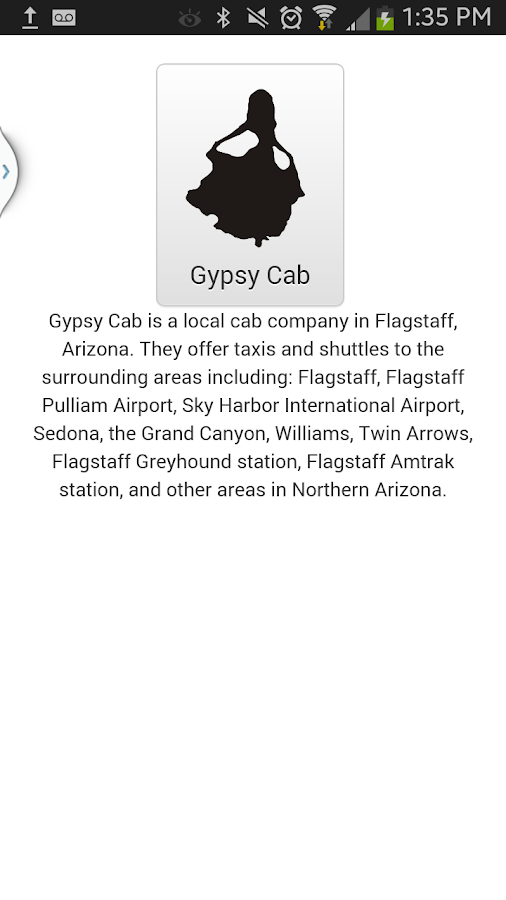 Gypsy Cab- screenshot