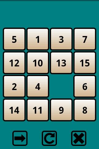 Puzzle 15 Trial