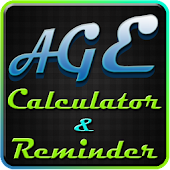 Age Calculator & Reminder
