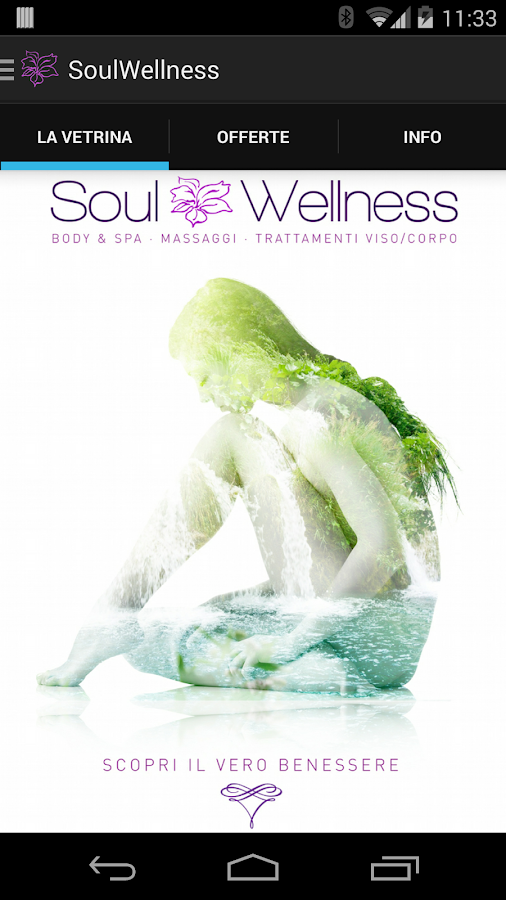SoulWellness- screenshot