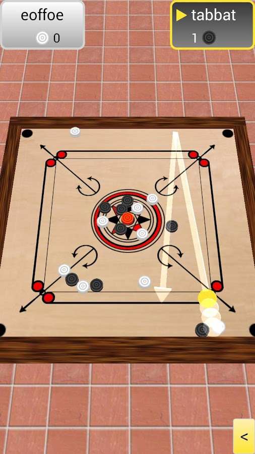 Carrom 3D- screenshot