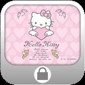 Hello Kitty Angel Screen Lock