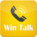 WinTalk Free Int'l Call App icon