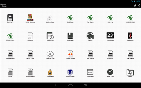 iCorps: Pocket Reference v6.0.2