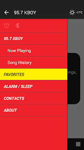 95-7 KBOY Mobile App- screenshot thumbnail