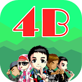 4B - Big Bang Bad Boys game